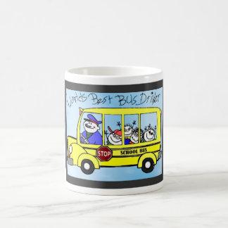 Caneca De Café Presentes da apreciação do condutor de autocarro