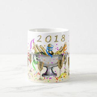 Caneca De Café Presentes do ano novo