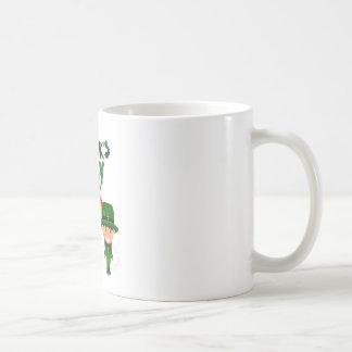 Caneca De Café Presentes do Dia de São Patrício