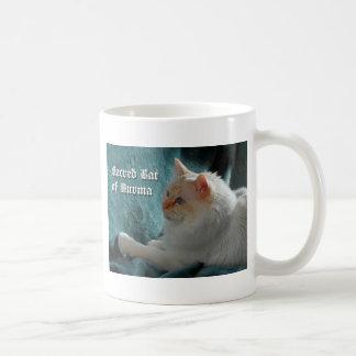 Caneca De Café Presentes do gato de Birman