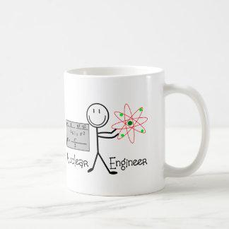 Caneca De Café Presentes nucleares do engenheiro--Pessoas do