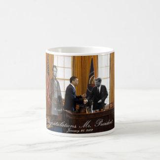 Caneca De Café Presidente Barack Obama