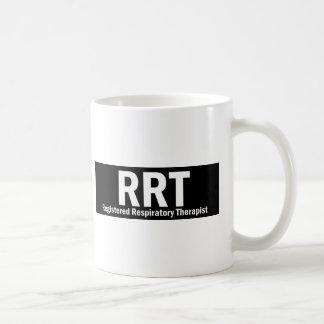 Caneca De Café Preto & branco de RRT