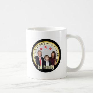 Caneca De Café Primeira família do TRUNFO