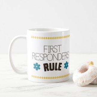 Caneca De Café Primeira regra dos que respondes