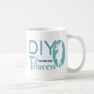 Caneca De Café Princesa de DIY