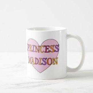 Caneca De Café Princesa Madison