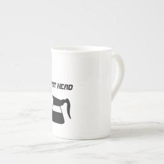 Caneca de café principal do pote
