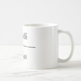 Caneca De Café produtos da fé
