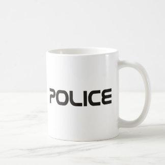 Caneca De Café Produtos & design da polícia!