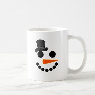 Caneca De Café Produtos do menino do boneco de neve