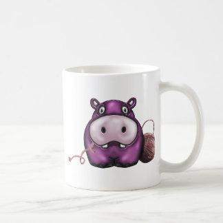 Caneca De Café produtos felizes do hipopótamo