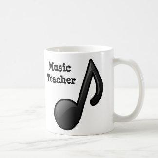 Caneca De Café Professor de música