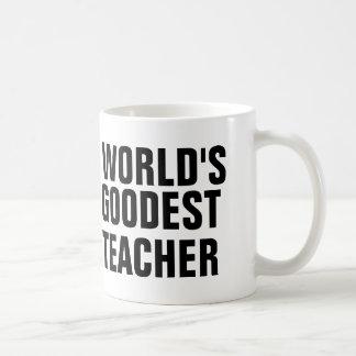 Caneca De Café Professor do Goodest do mundo