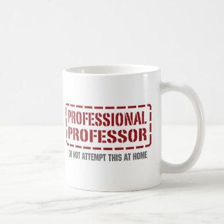 Caneca De Café Professor profissional