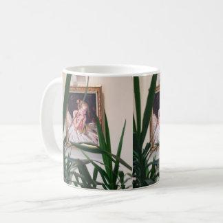 Caneca de café projetada pelo milímetro