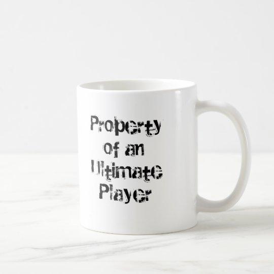 Caneca De Café Property of - Mug