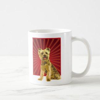 Caneca De Café Proprietário do cão de Yorkie