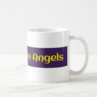 Caneca De Café Protegido pelos anjos #2