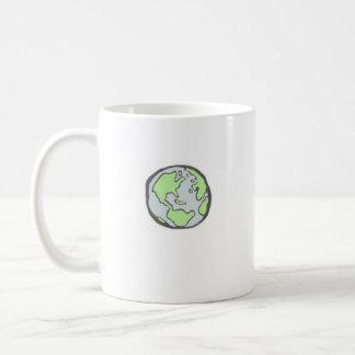 Caneca De Café Proteja nosso planeta