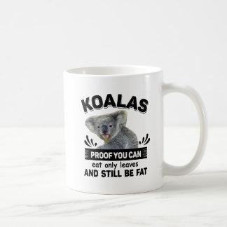 Caneca De Café Prova do Koala