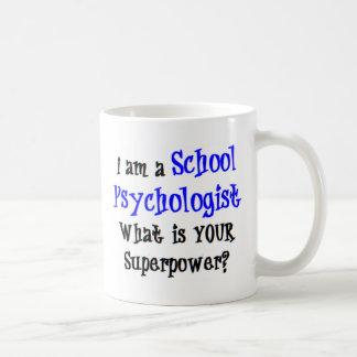 Caneca De Café psicólogo da escola