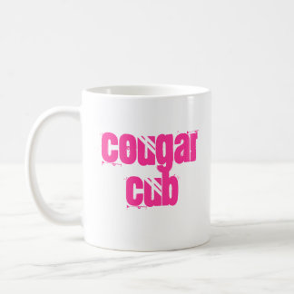 Caneca De Café Puma Cub