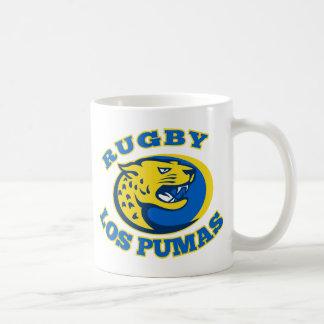 Caneca De Café Pumas de Argentina Los do rugby
