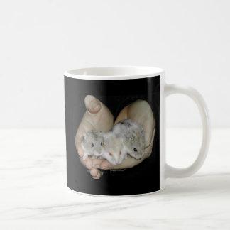 Caneca De Café Punhado dos hamster