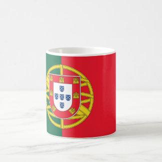 Caneca De Café Qualidade da bandeira de Portugal