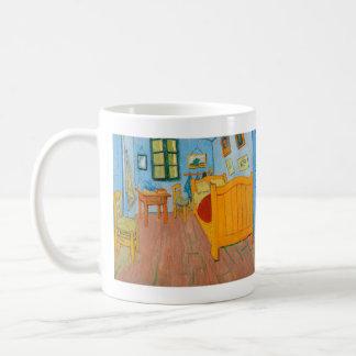 Caneca De Café Quarto em Arles por Van Gogh