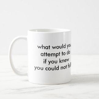 Caneca De Café Que você faria?