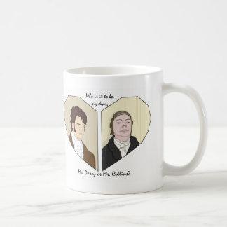 Caneca De Café Quem é ele a ser, meu caro?