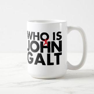 Caneca De Café Quem é John Galt
