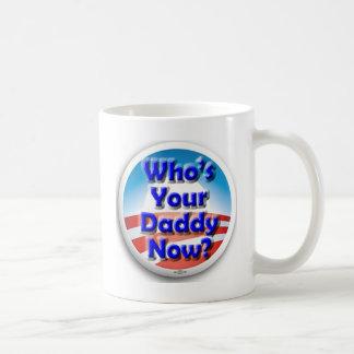 Caneca De Café Quem é seu pai agora?