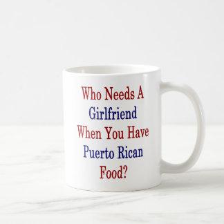 Caneca De Café Quem precisa um namorada quando você tiver o