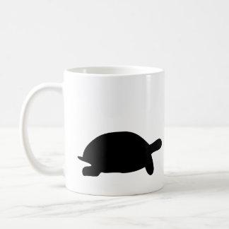 Caneca De Café Raça da tartaruga e da lebre