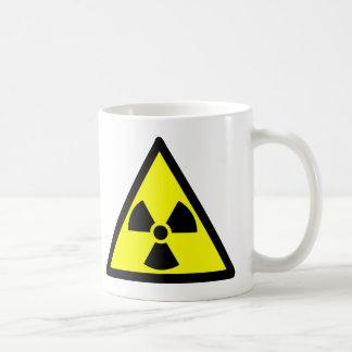 Caneca De Café radioativo