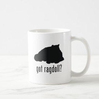 Caneca De Café Ragdoll