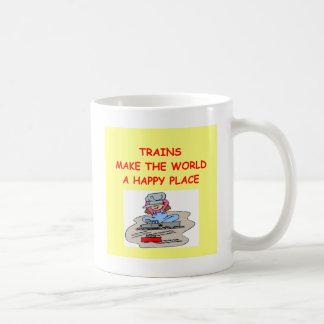 Caneca De Café railroading