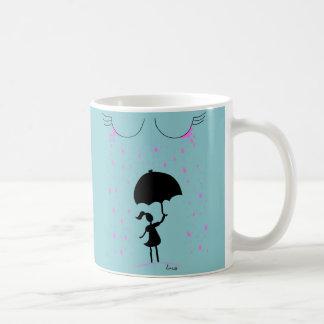 Caneca De Café Rain of Tears