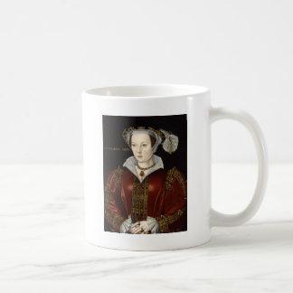 Caneca De Café Rainha Catherine Parr