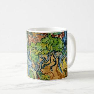 Caneca De Café Raizes da árvore por Vincent van Gogh (em julho de