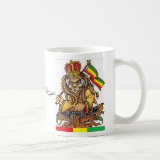 Caneca De Café Raizes, rocha, reggae