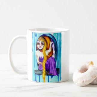 Caneca De Café Rapunzel