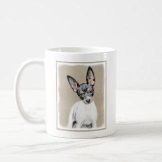 Caneca De Café Rato Terrier