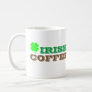 Caneca De Café Receita do café irlandês