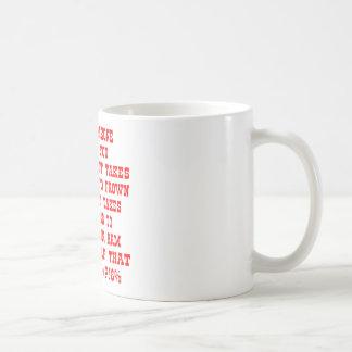 Caneca De Café Recorde que toma somente quatro músculos à