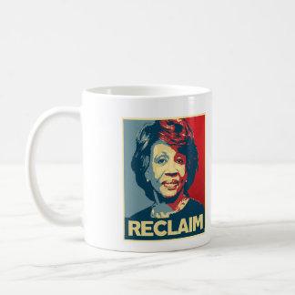 Caneca De Café RECUPERAÇÃO - Maxine molha o poster da propaganda