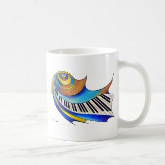 Caneca De Café Redemessia - piano espiral